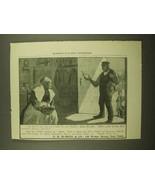 1899 E.R. Durkee Salad Dressing Ad - De Kurn'l Give Dis - $14.99