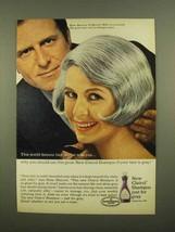 1965 Clairol Shampoo for Gray Hair Ad - Hair-Stylist - $14.99