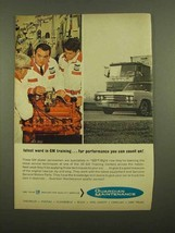 1965 GM Service Ad - Latest Word in GM Training - $14.99