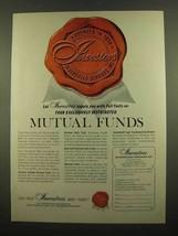 1965 Investors Diversified Services Ad - $14.99