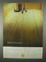 1967 GM Detroit Diesel Engine Ad - Less For Your Money - $14.99