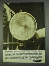 1967 GM General Motors Ad - Electrical Systems Simple - $14.99