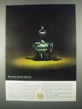 1967 GM Detroit Diesel Engine Ad - Seen the Whole Line - $14.99