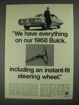 1967 GM General Motors Ad - We Have Everything On - $14.99