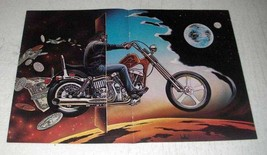1980 David Mann Illustration - $14.99