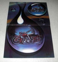 1982 David Mann Illustration - $14.99