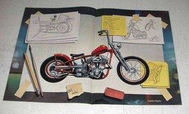 1988 David Mann Illustration - Springer Sketchpad - $14.99