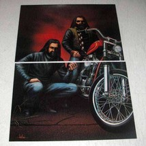 1989 David Mann Illustration - $14.99