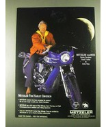 1991 Metzeler Tires Ad - Arlen Ness - $14.99