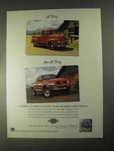1998 Ford F-Series Trucks Ad - Ol' Betsy New Ol' Betsy - $14.99