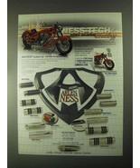 2000 Arlen Ness Ness-Tech Handlebar Grips Ad - $14.99