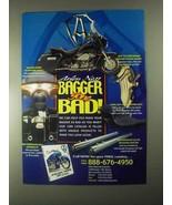 2000 Arlen Ness Motorcycle Parts Ad - Bagger Gone Bad - $14.99