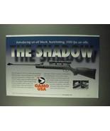2003 Gamo The Shadow Air Rifle Ad - Hard-hitting - $14.99