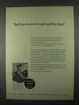 1967 Warner & Swasey Tape Controlled Gun Drill Ad - $14.99