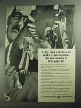 1968 A-M Varityper Ad - Time You Make A Presentation - $14.99