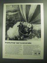 1968 AC Electronics Ad - Navigating Through Space - $14.99