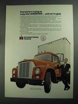 1968 International Harvester Loadstar Truck Ad - $14.99