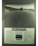 1968 Sears Die Hard Battery Ad - Now Don't You Wish - $14.99
