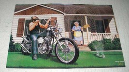 1984 David Mann Illustration - Lawn Sprinkler - $14.99