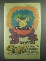 1985 Crayola Markers Ad - Garantula by Dickie Murray - $14.99