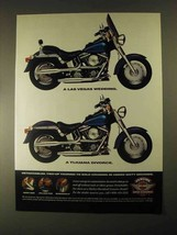 1997 Harley-Davidson Detachables Accessories Ad - $14.99