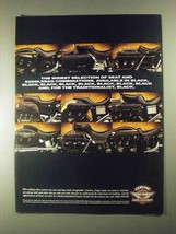 1997 Harley-Davidson Seats & Saddlebags Ad - Selection - $14.99