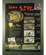 1999 Arlen Ness Drive-Side Kits Ad - Take A Ride On - $14.99