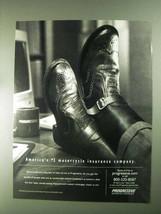 2001 Progressive Motorcycle Insurance Ad - America's #1 - $14.99