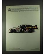 2001 UPS Racing Ad - Dale Jarrett - NASCAR #88 - $14.99