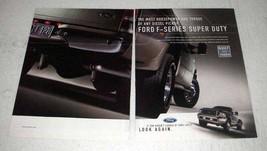 2003 Ford F-Series Super Duty Truck Ad - Horsepower - $14.99