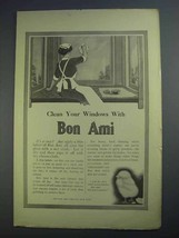 1913 Bon Ami Cleanser Ad - Clean Your Windows With - $14.99