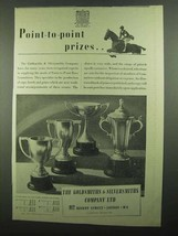 1939 The Goldsmiths & Silversmiths Company Ltd Ad - $14.99