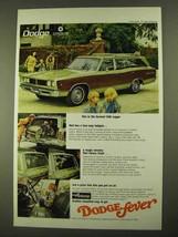 1968 Dodge Coronet 500 Wagon Ad - $14.99