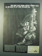 1968 Life of Virginia Ad - Had to Let Our Wizard Go - $14.99