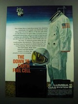 1969 Columbia Gas System Ad - Down to Earth Fuel Cell - $14.99