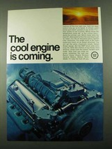 1969 GM Detroit Diesel Ad - The Cool Engine is Coming - $14.99