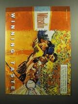 1989 Winston Cigarettes Ad - Winning Taste - NICE - $14.99