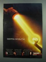 1996 Coleman Powermate Lighting Tools Ad - Every Job - $14.99