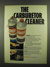 1974 Gumout Carburetor Cleaner Ad! - $14.99