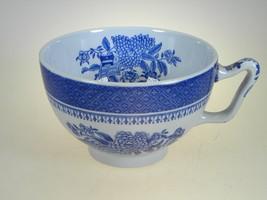 Spode Fitzhugh Blue Fine Stone Cup - $9.22