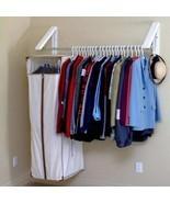 NEW! Arrow Hanger AH3X12 Quik Closet Clothes St... - $114.90