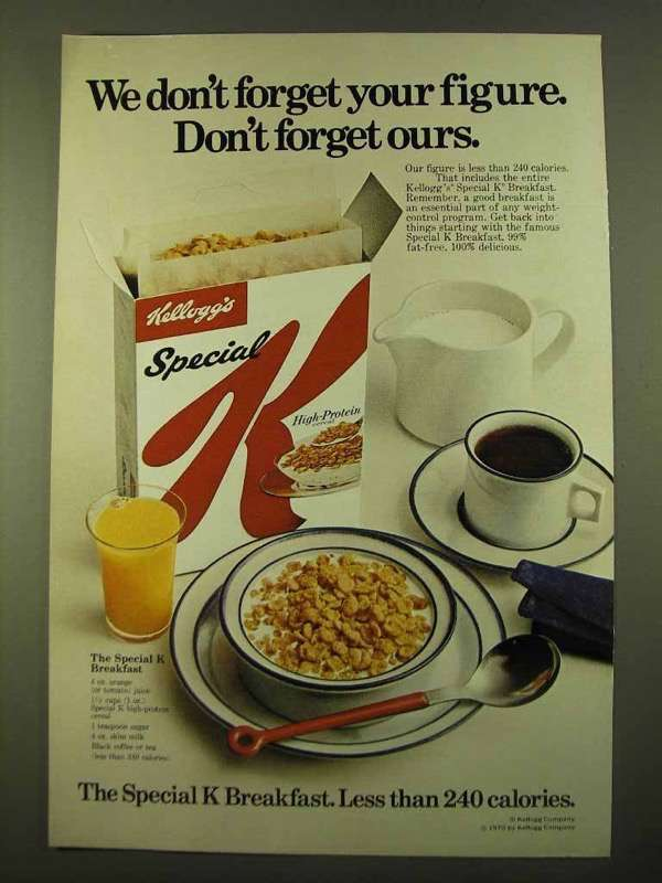 the negative influence of cereal advertisements to children Tricks breakfast cereal influence when characters on cereal boxes make eye contact the researchers began by taking 65 different types of children's cereal.