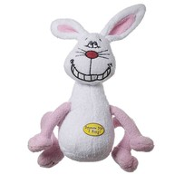Deedle Dudes Rabbit Toy for Dog plush toy sings the the Deedle Dudes the... - $10.99