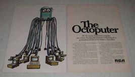1969 RCA Spectra 70/46 Computer Ad - Octoputer - $14.99