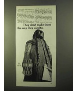 1970 Bering Cigars Ad - Don't Make The Way They Used To - $14.99