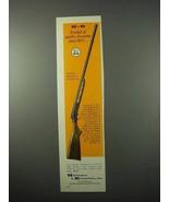 1975 Harrington & Richardson Topper Shotgun Model 58 Ad - $14.99