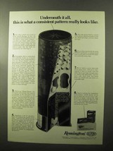1970 Remington Components Ad - Underneath it All - $14.99