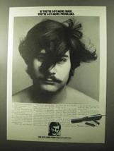 1970 Remington Hot Comb Ad - You've Got More Problems - $14.99