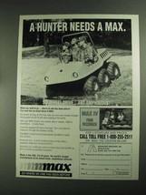 1994 Recreative Industries Max and Max IV ATV Ad - $14.99
