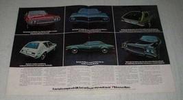 1971 AMC Ad - Matador, Javelin, Sportabout, Gremlin - $14.99